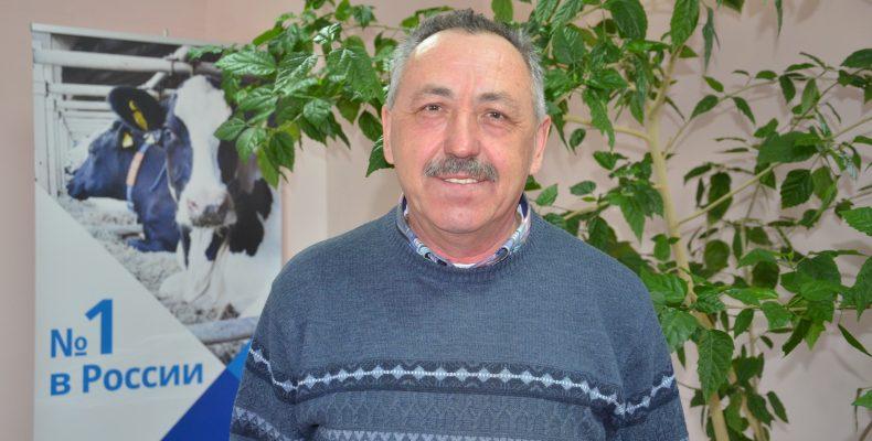 Николай Богомолов: «Жить и трудиться на родной земле»